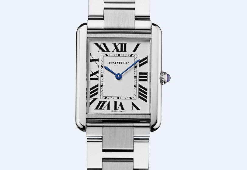 卡地亚手表是石英谐振器