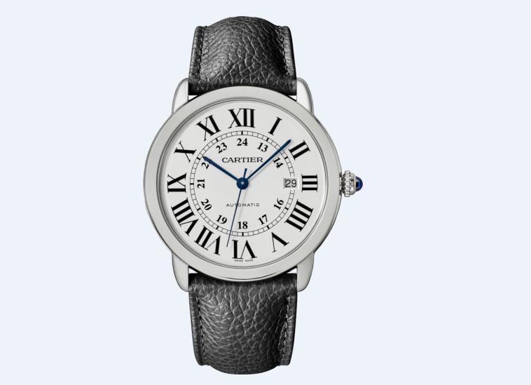 卡地亚手表表针安装方式
