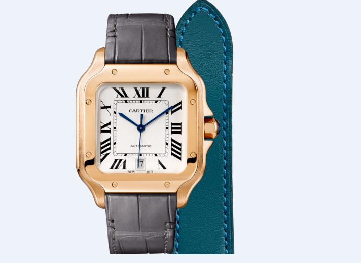卡地亚手表售后中手表保养