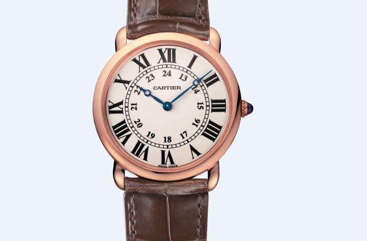 卡地亚手表保养中的注意事项