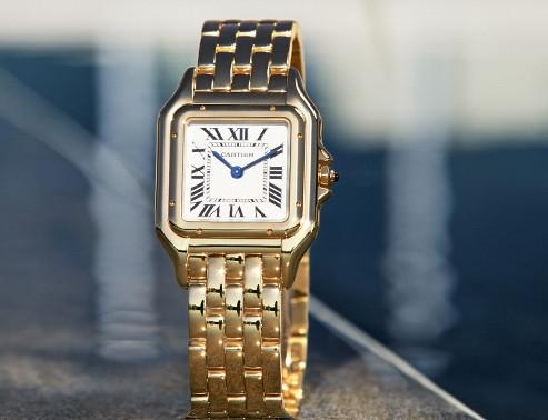 开端售后服务中心教你辨别卡地亚手表真假