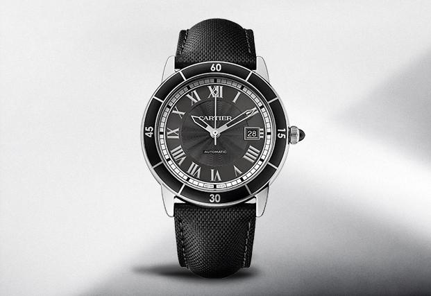 卡地亚腕表的表带坏了怎么修