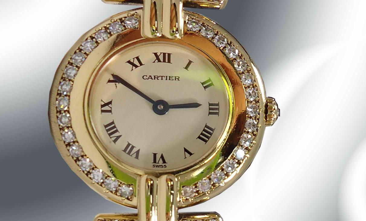 卡地亚售后中心校对卡地亚腕表的常见方法