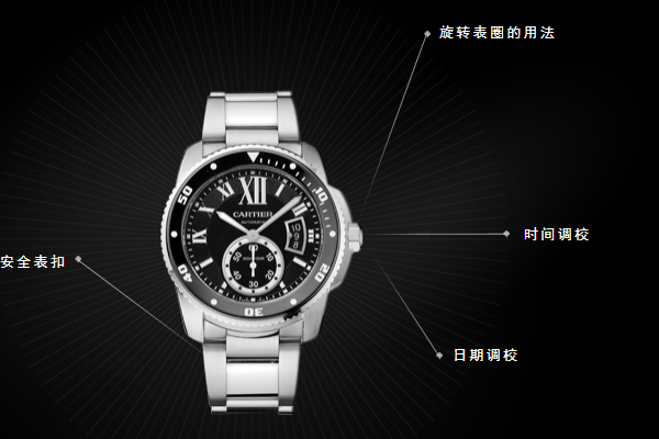 卡地亚维修多少钱在卡地亚售后服务中心关于卡地亚腕表的维修报价