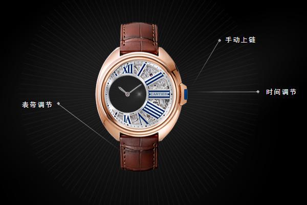 北京卡地亚腕表售后服务中心保养卡地亚腕表的相关问题