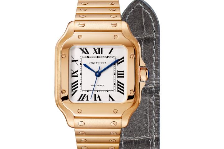 卡地亚手表电池更换注意事项