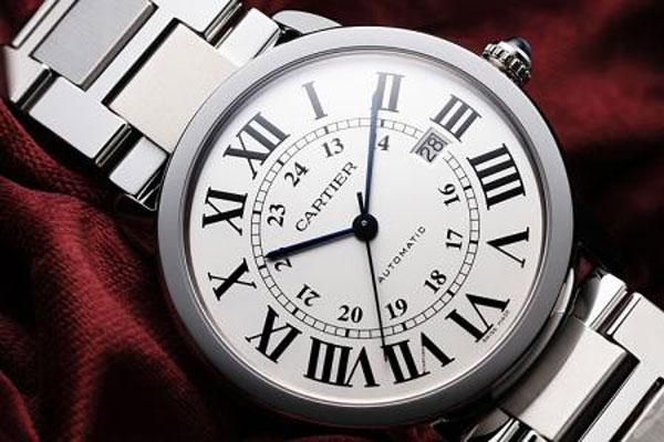 卡地亚防水手表
