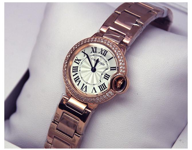 卡地亚手表应该如何保养(图)